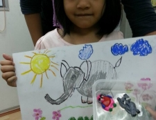 2D to 3D Art - Kids Class and Holiday Program