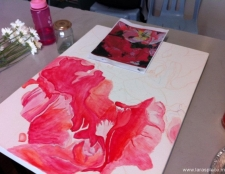 Artistic Art (Oil Painting) - All Ages Class