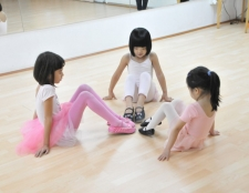 Ballet - Kids Class and Holiday Program