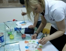 Batik Painting - Corporate/Short Course