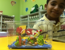 Clay Art - Aquarium - School Holiday Program