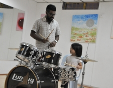 Drums & Percussion - Kids Class/ Holiday Program