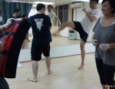 Kickboxing - Adult Fitness Class