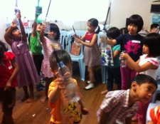 Soap Making and Magician - Kids Holiday Program