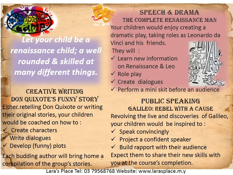 renaissance-creative-writing-drama-public-speaking