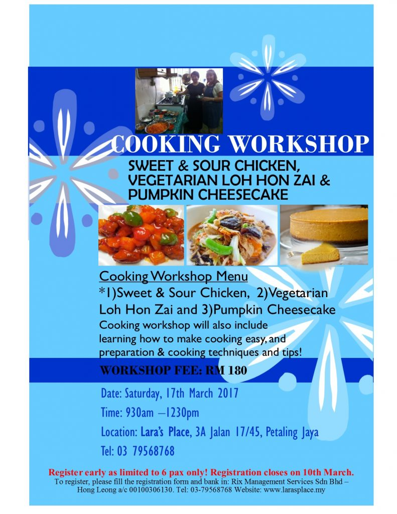 cooking sweet sour chicken, lo hon zhai,pumpkincheesecake