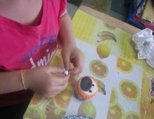 Art Food and Craft-Cup Cake - Kids Holiday Programs