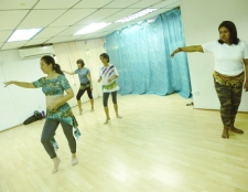 Belly Funk Classes