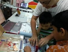 Electronics Program - Kids Short Courses and Holiday Programs