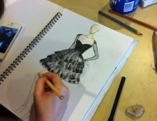 Fashion Illustration - Adult Short Course