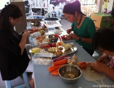 Fruit Carving - All Ages Workshop/Holiday Program