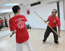 Wing Chun Kung Fu - Adult Fitness Class