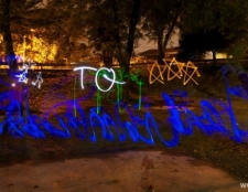 Light Painting - Special Events/Trips
